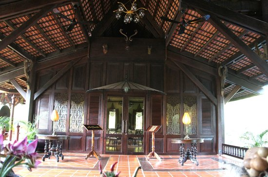 Angkor Village Resort : Le Jardin Restaurant