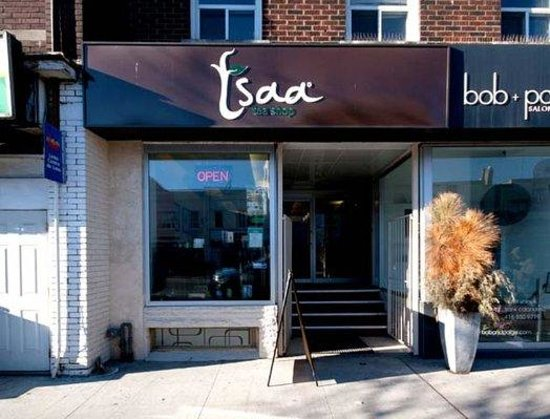 Photo of Cafe Tsaa Tea Shop at 2-412 Danforth Ave, Toronto M4K 1P3, Canada