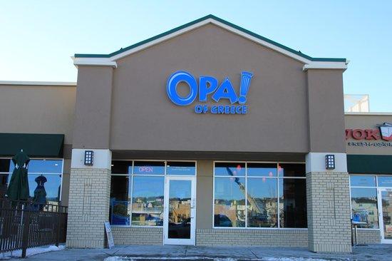 OPA! of Greece Creekside