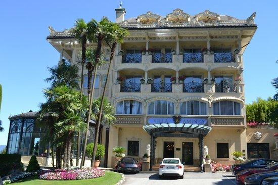 Hotel Villa & Palazzo Aminta : вилла Аминта