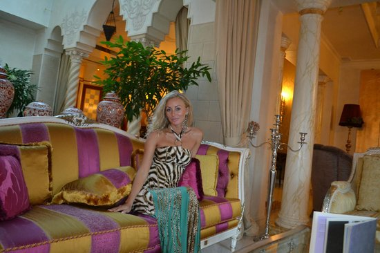 Hotel Villa & Palazzo Aminta : внутренний интерьер