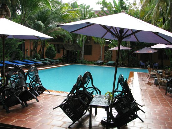 Neak Pean Hotel: pool