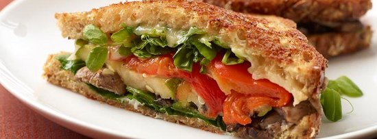 Glow Press Gourmet Grilled Cheese