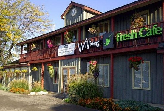 Williams Fresh Cafe