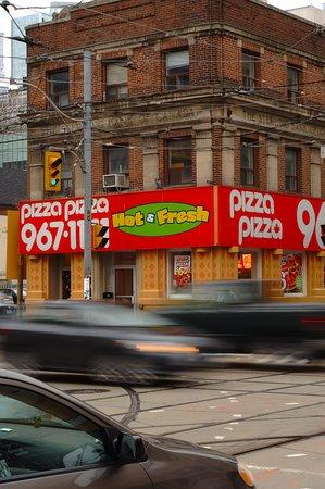 Restaurants Near Intercontinental Toronto Centre