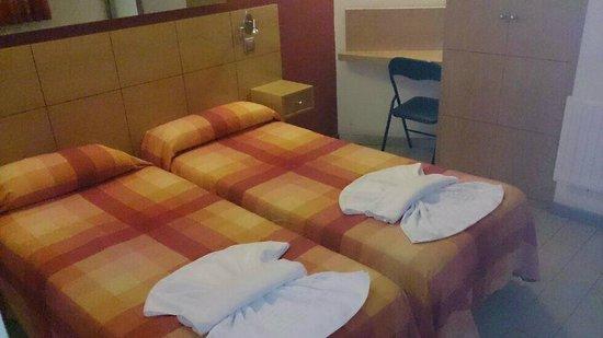 Hostal Tijcal II: habitación