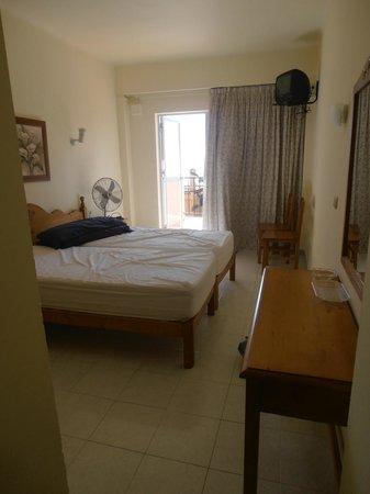 Hotel Rocamar: double bedroom