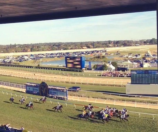 ‪Caulfield Racecourse‬