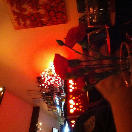 Mela Spice Fusion: Lovely decor and atmosphere.