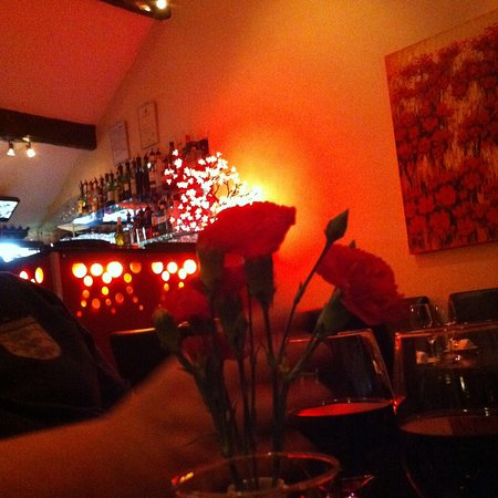 Mela Spice Fusion : Lovely decor and atmosphere.