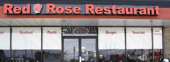 Red Rose Restaurant White Rock
