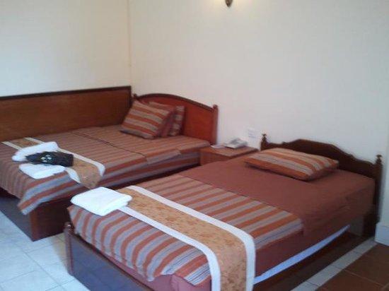 Mekong Hotel: Bed