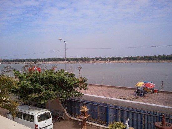 Mekong Hotel: View