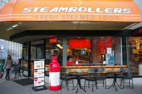 Steamrollers Robson
