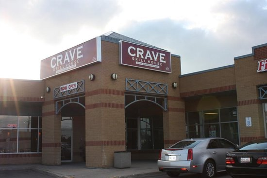 Crave Grill House