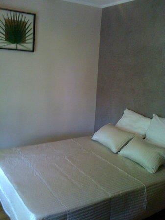 Villa Leona: chambre