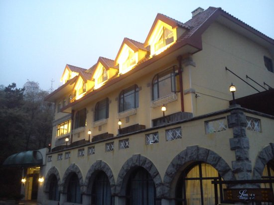 The Castle Hotel: 旅館外觀