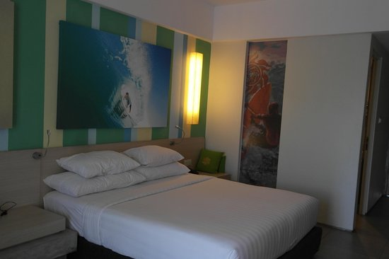 Bliss Surfer Hotel : room