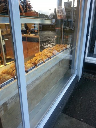 The Cornish Bakery: Mmm voted the worlds best and we see why!