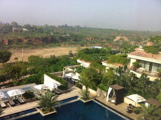 Vivanta by Taj, Surajkund : View from room