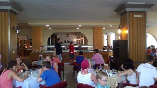 Hotel Atlantis: Наш ресторан