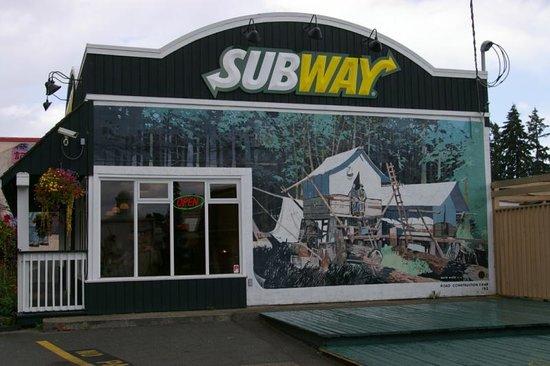 Subway West Shore
