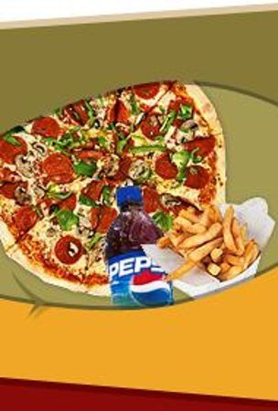 Restaurant Med Pizza Cowansville Photo