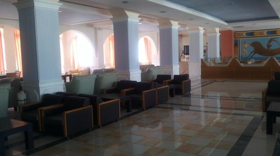 Hotel Atlantis : Лобби-бар