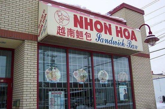 Nhon Hoa Sandwich Bar
