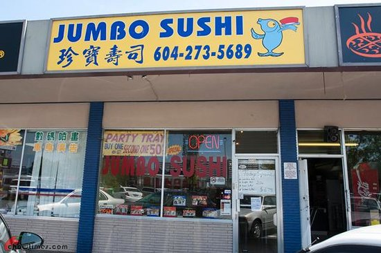 Jumbo Sushi Japanese Restaurant