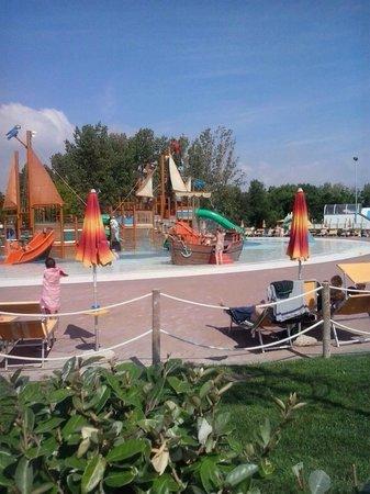 Centro Vacanze Pra delle Torri: Baseny