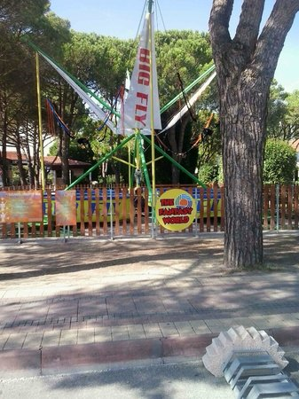Centro Vacanze Pra delle Torri: Zabawy dla dzieci