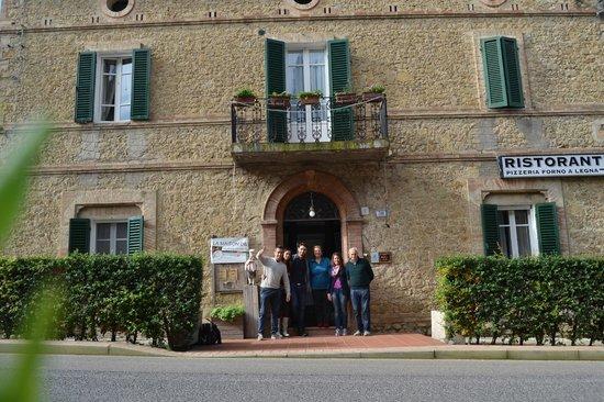 San Valentino, Italy: ingresso