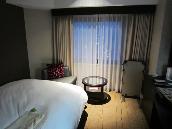Hotel Granvia Hiroshima: Chambre