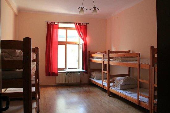 Pink Panther's Hostel: 10 beds dorm