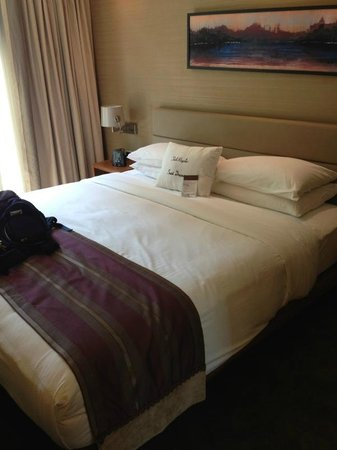 DoubleTree by Hilton Istanbul - Old Town: Comfortable bed