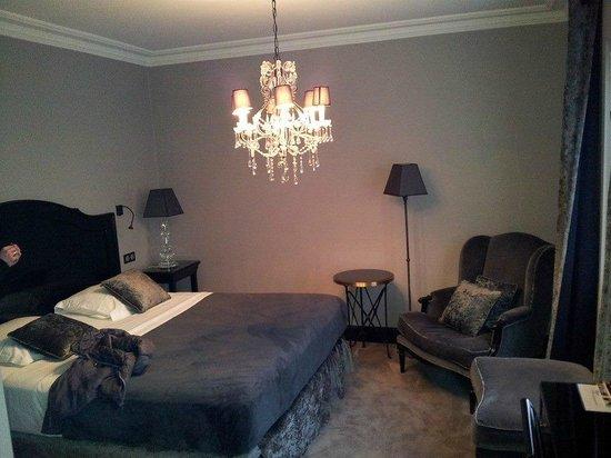 Hotel la Villa Glamour: Chambre n°5