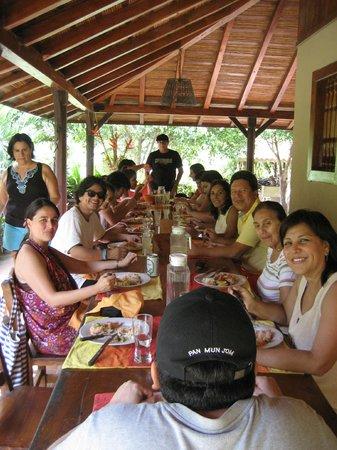 Finca San Juan de la Isla : ¡A comeeeer!