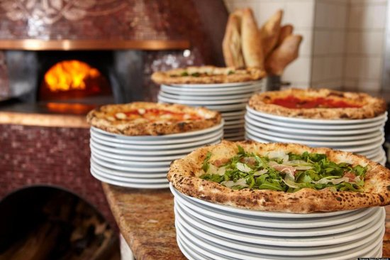 U.F.O. Pizza Photo