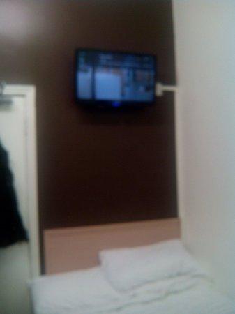 Kensington Court Hotel Notting Hill: Cama doble