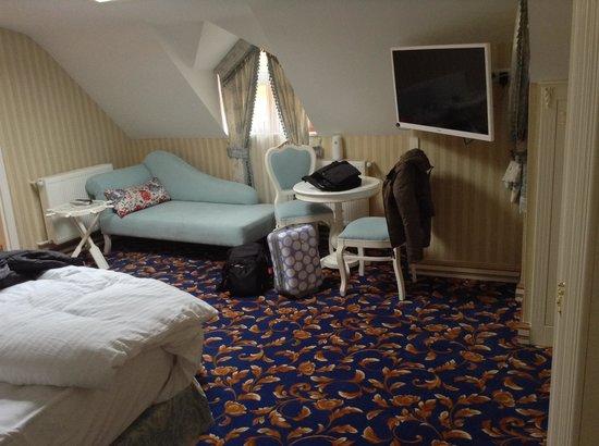 Kupeli Palace Hotel: suite