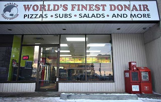 World's Finest Donair & Pizza