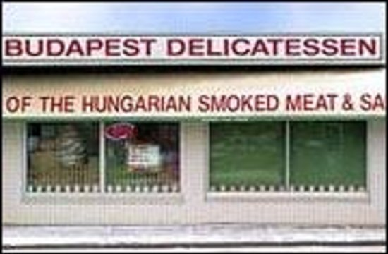 Budapest Delicatessen