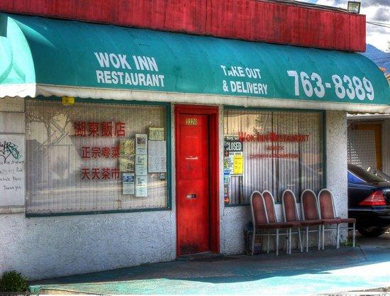 Wok Inn Restaurant Kelowna