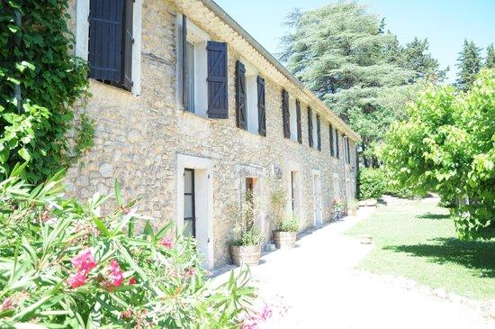 Château L'Arnaude : Bastide