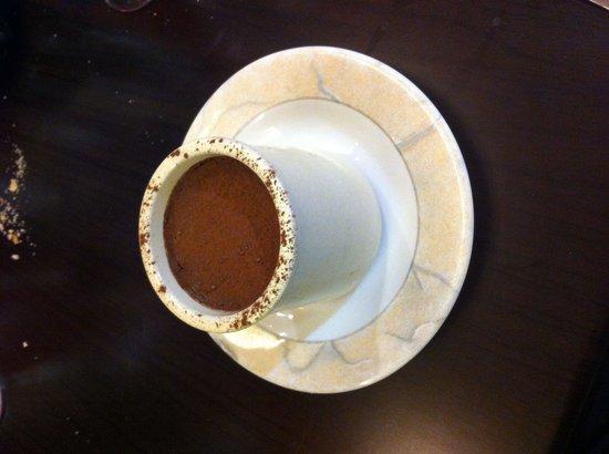 Flavio Bistro: Mousse au chocolat : j'en salive encore ...