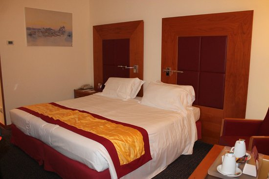 Crowne Plaza Venice East-Quarto d'Altino: Chambre avec lit King Size