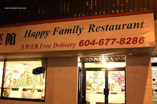 Happy Family Restaurant
