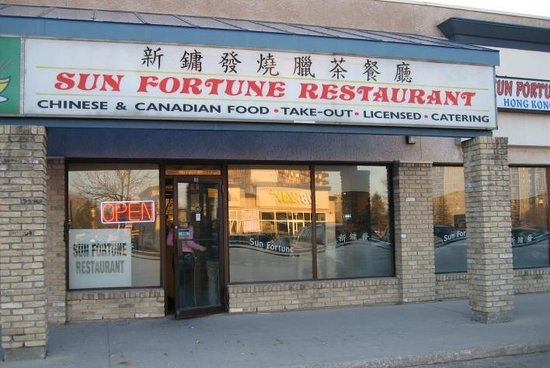 Restaurants Near Regent Winnipeg