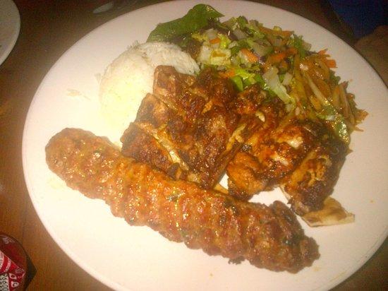 Marmaris BBQ: Meat